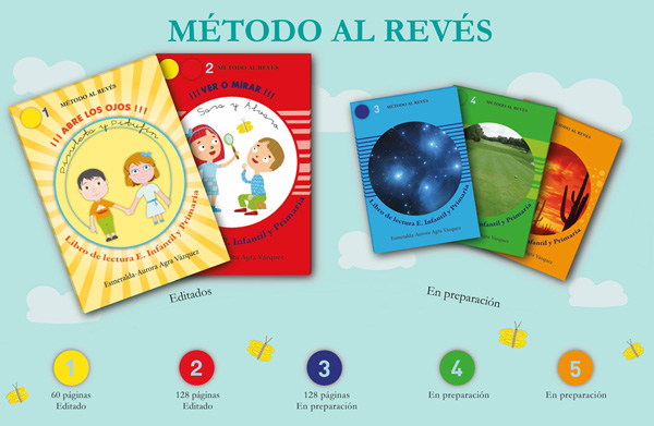método lectoescritura libros
