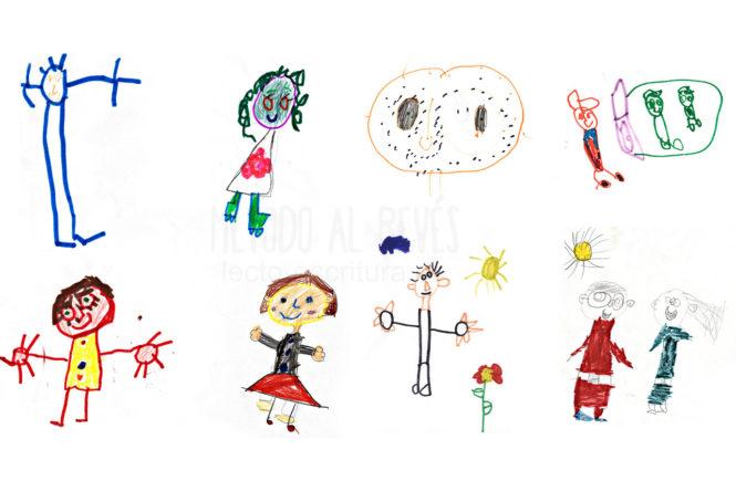 Etapas del dibujo en niños de 4 años