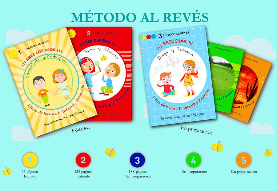 libros método al revés